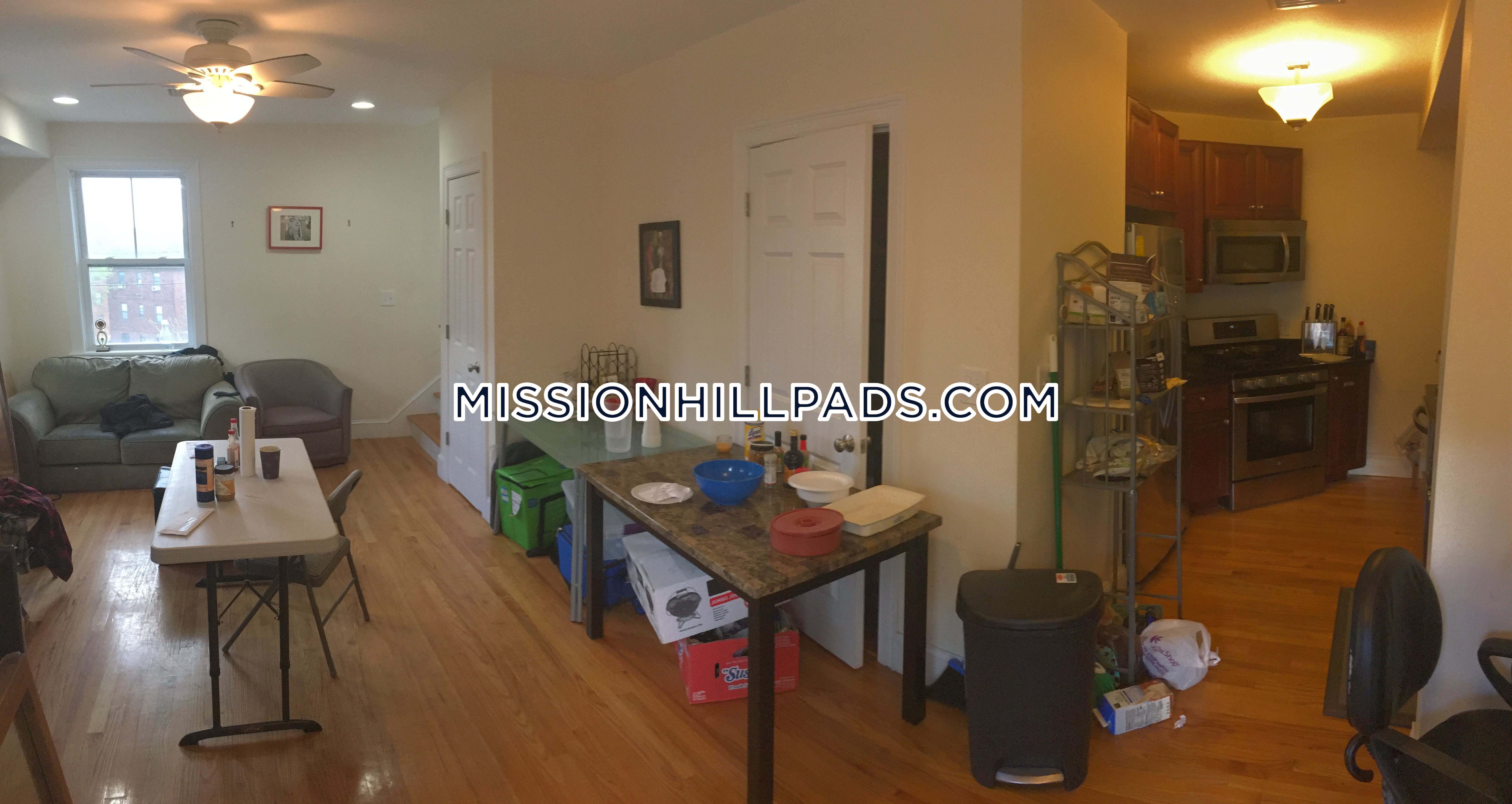 3 Beds 3 Baths - Boston - Mission Hill $3,300